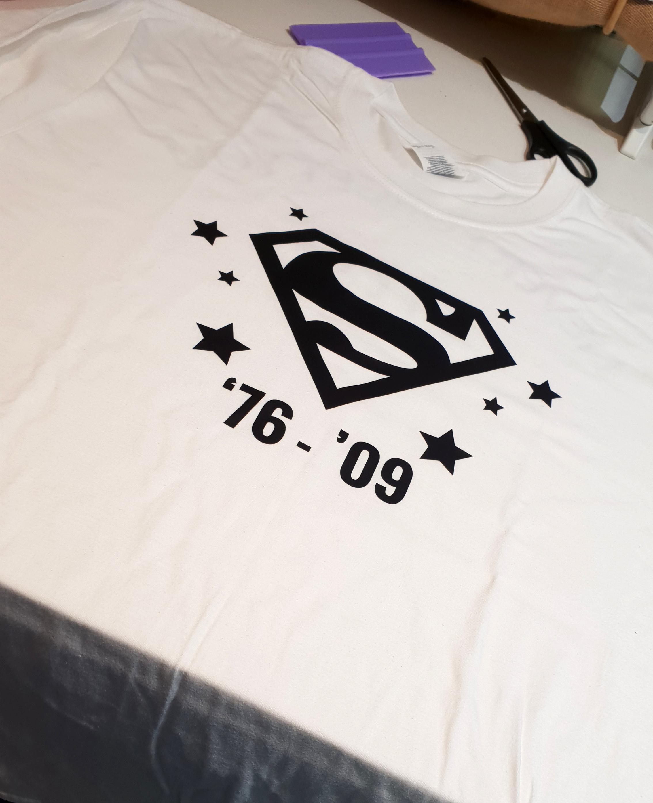 Tshirt Printing Design Image Personalised Diy Screen Print