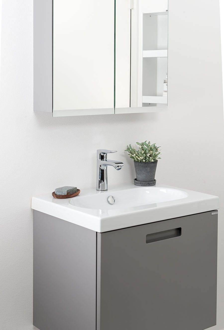 Aspen badrum / badrumsmöbler / scandinavian / bathroom furniture ...