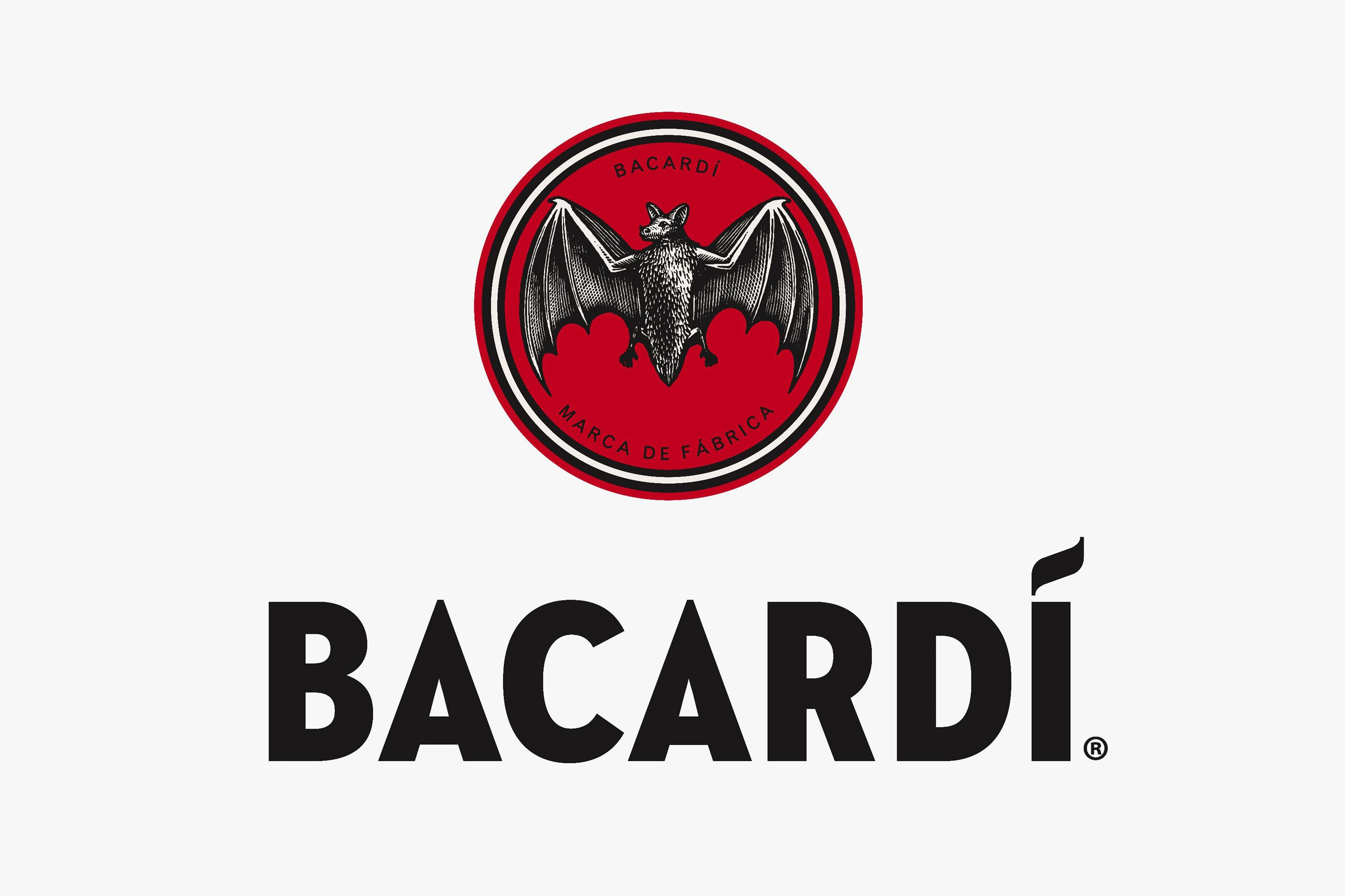 Bacardí by Here Design Bacardi, Beer logo, Vector logo