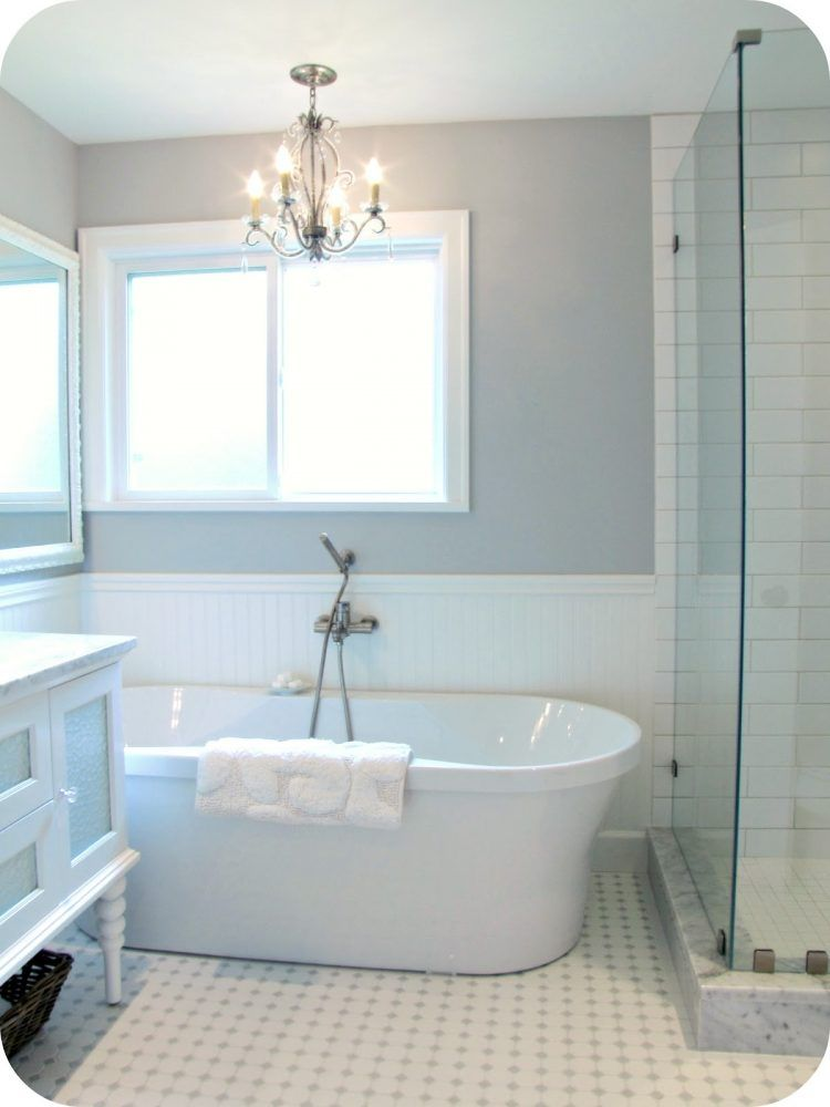 30 Small Bathroom Ideas With Tub For Your Home Anikasia Com Bathroom Design Small Free Standing Tub Small Bathroom