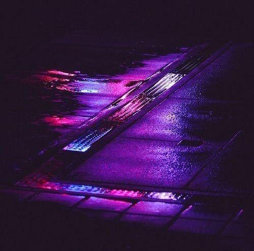Purple Aesthetic Tumblr Purple Aesthetic Neon Noir Neon Aesthetic