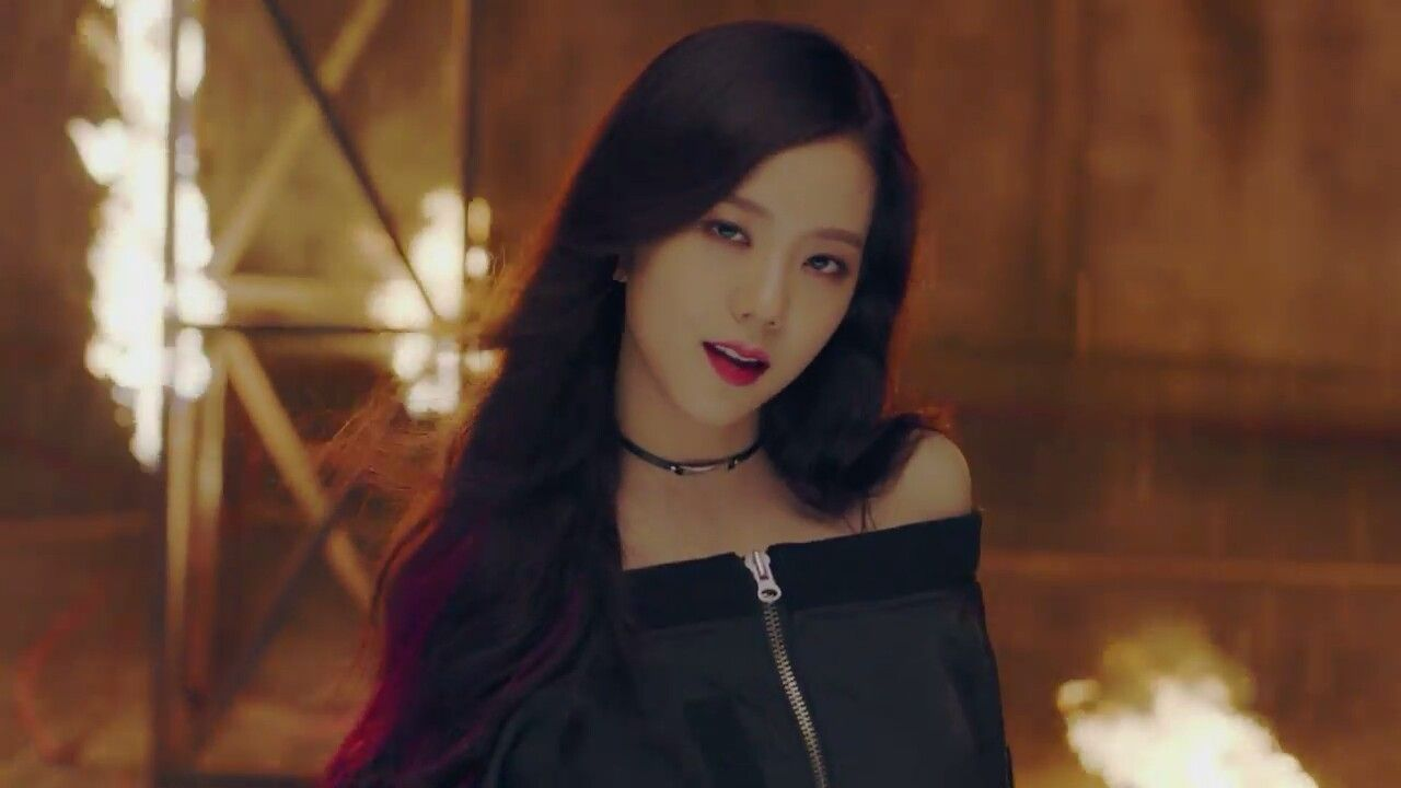 Blackpink Jisoo M V Playing With Fire Kpop Blackpink