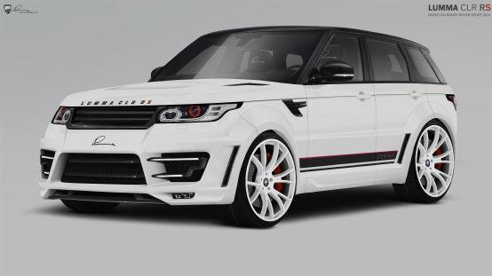 Lumma Design Range Rover Sport Modified Range Rover Sport Range Rover Sport 2014 Range Rover