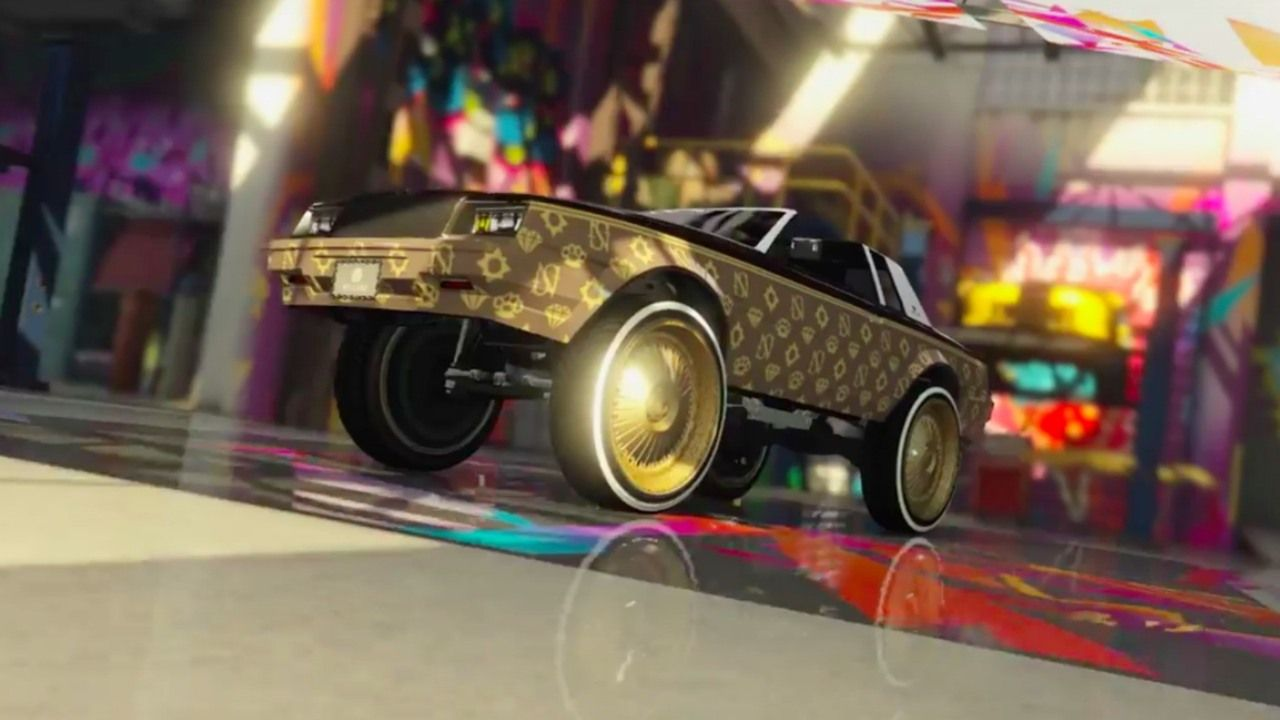 Grand Theft Auto Online Official Lowriders Custom