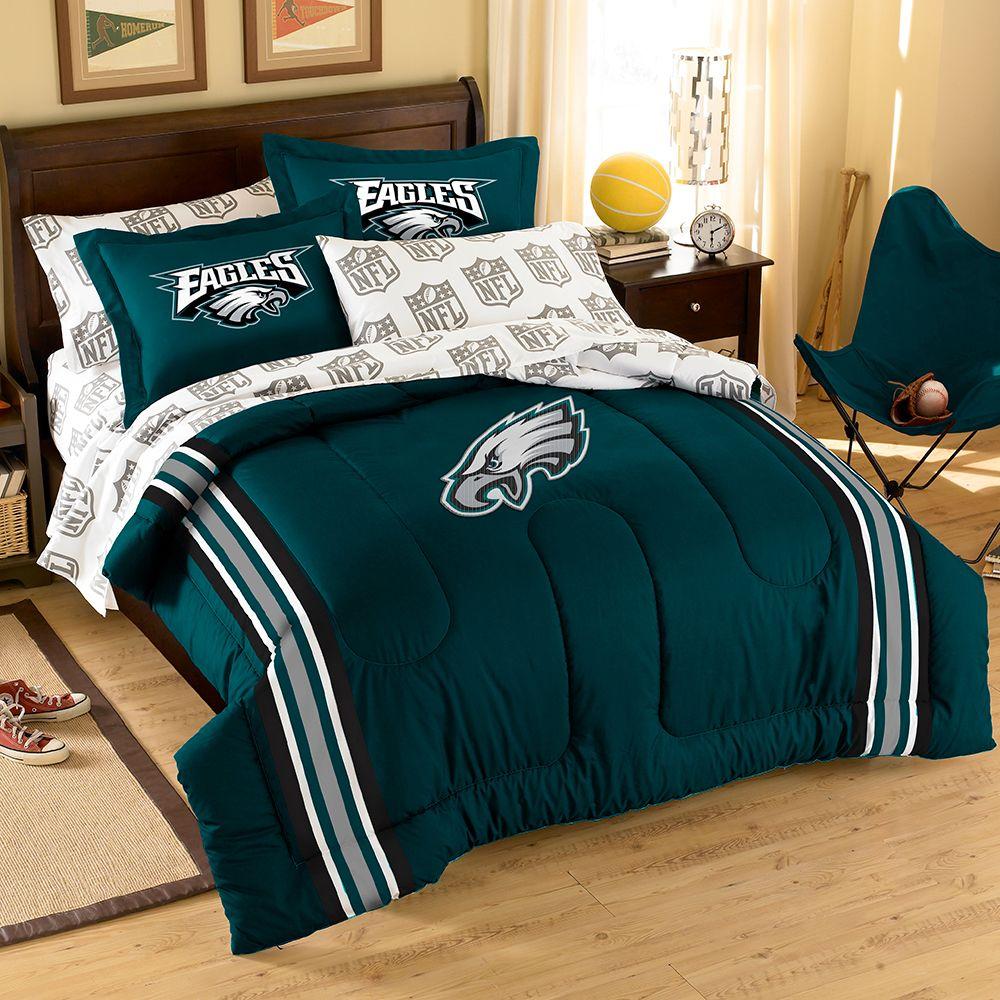 Where to buy Philadelphia Eagles Bedding?  Purchase Here: http://www.mysportsdecor.com/philadelphia-eagles-bedding.html  Shop Now for all your NFL Bedding needs!  #philadelphiaeagles #eagles #philadelphia #eaglesbedding #nflbedding