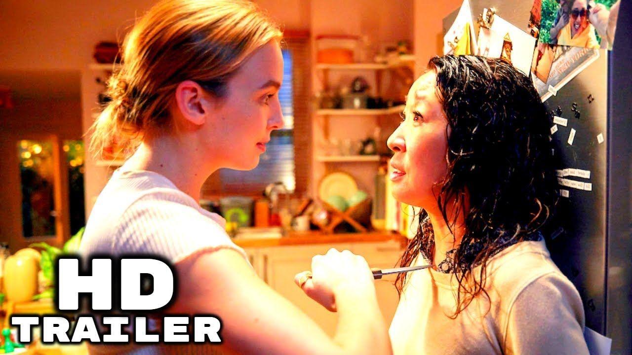 KILLING EVE Official Trailer #1 NEW (2018) BBC Drama TV
