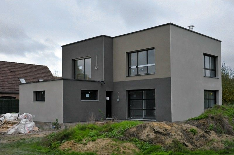 couleurs crépis façade - Recherche Google Couleur maison