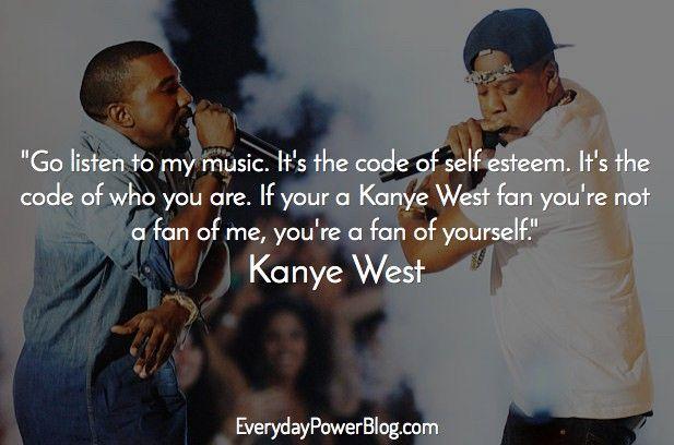 kanye west quotes   Motivate Yourself   Pinterest   Kanye ...