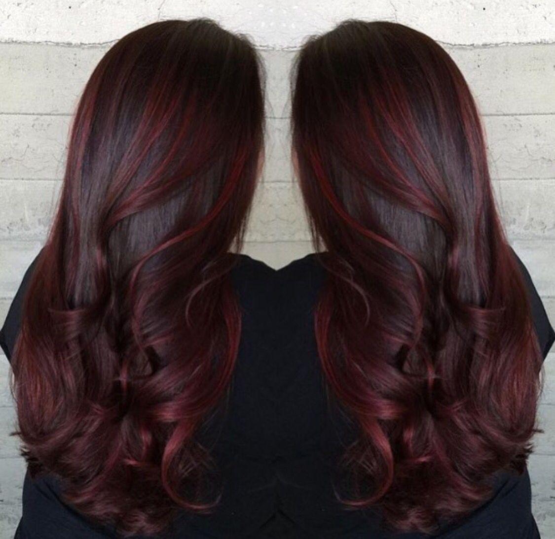 Pin by melissa fergus on hair ideas pinterest pretty hair color