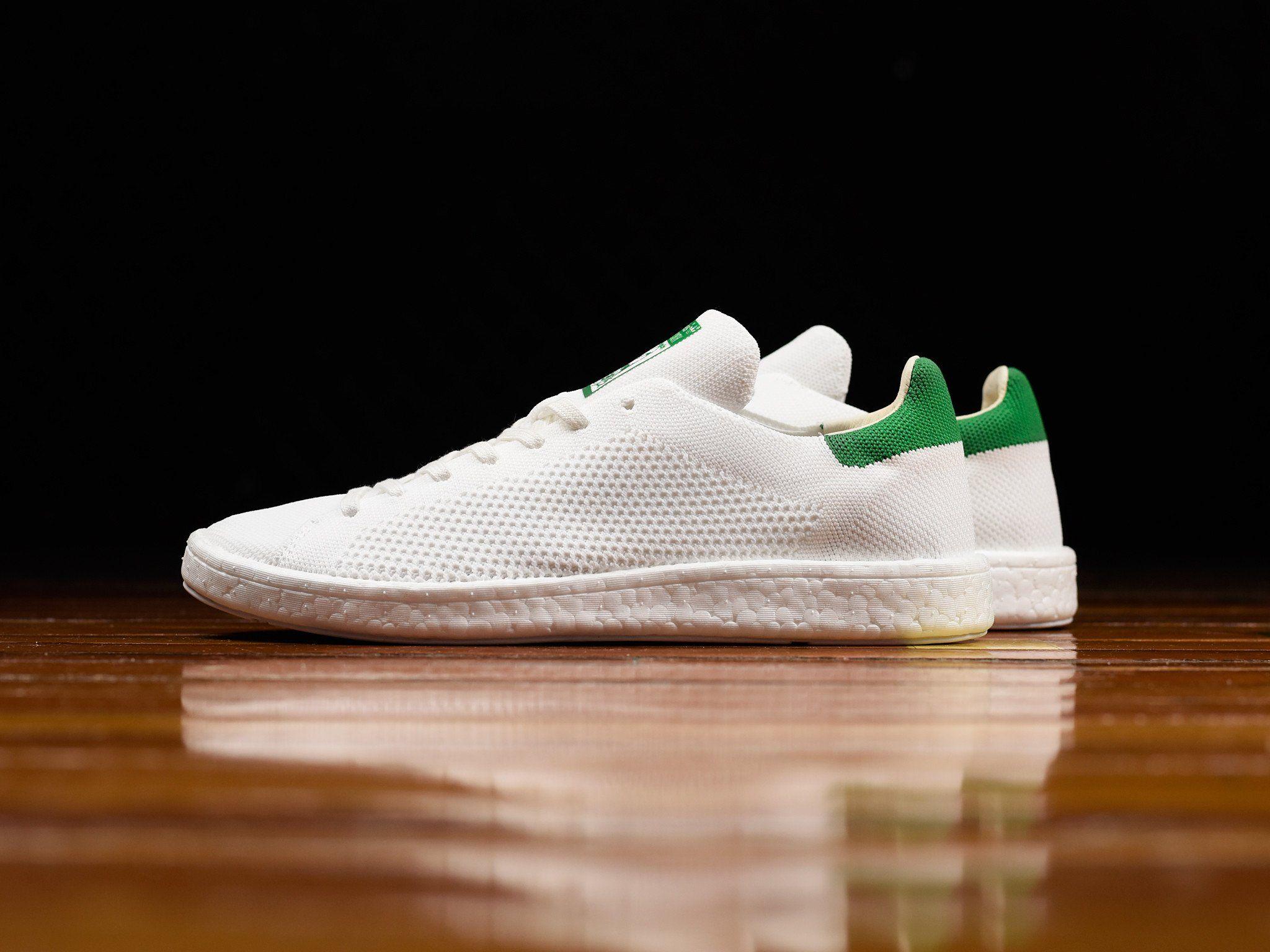 best sneakers 3fbbf dbae6 Men's Adidas Stan Smith Boost Primeknit [BB0013] | Adidas ...
