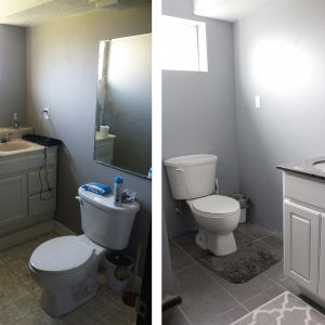 Bathroom Remodel Floor Or Vanity First Httpfightingdemsus - Bathroom remodel thousand oaks