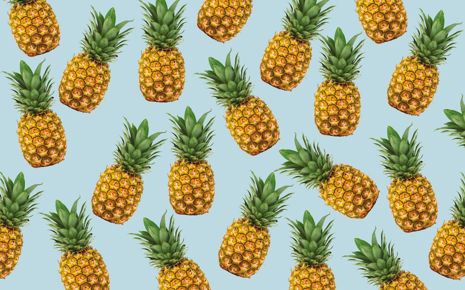 40+ Colorful Pineapple Computer Wallpapers Download at