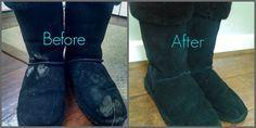 Cómo arreglar Cuero y Suede Boots Después de Tiempo de Invierno