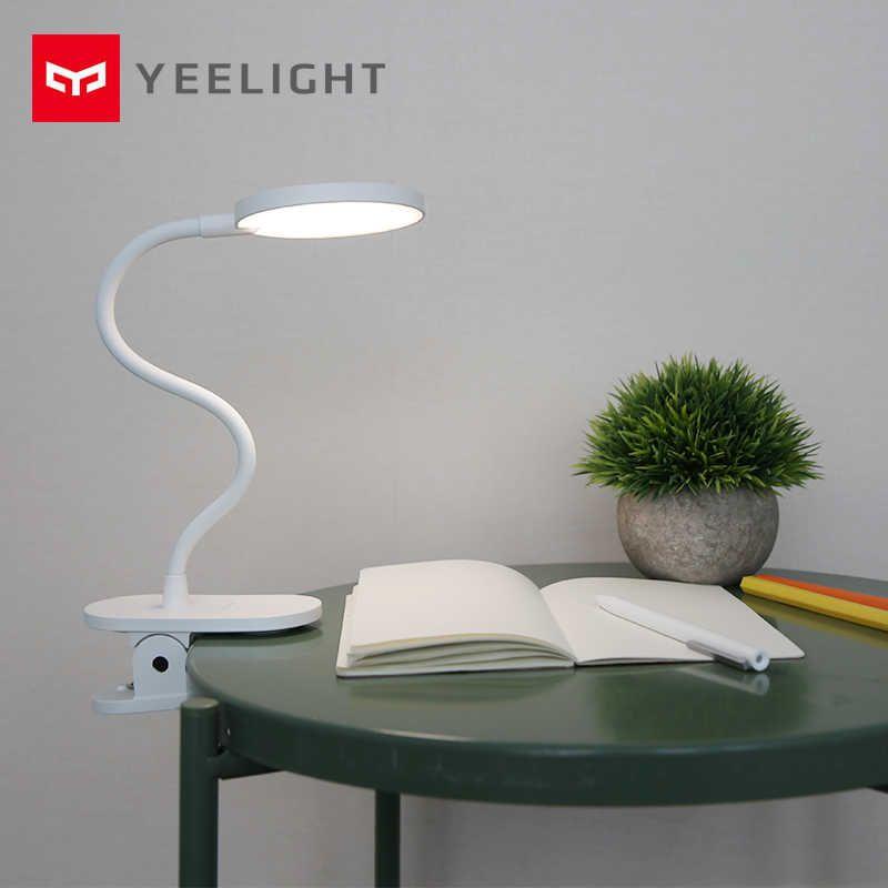 Yeelight 5w Led Usb Charging Clip Table Lamp Led Desk Lamp Desk Lamp Night Light