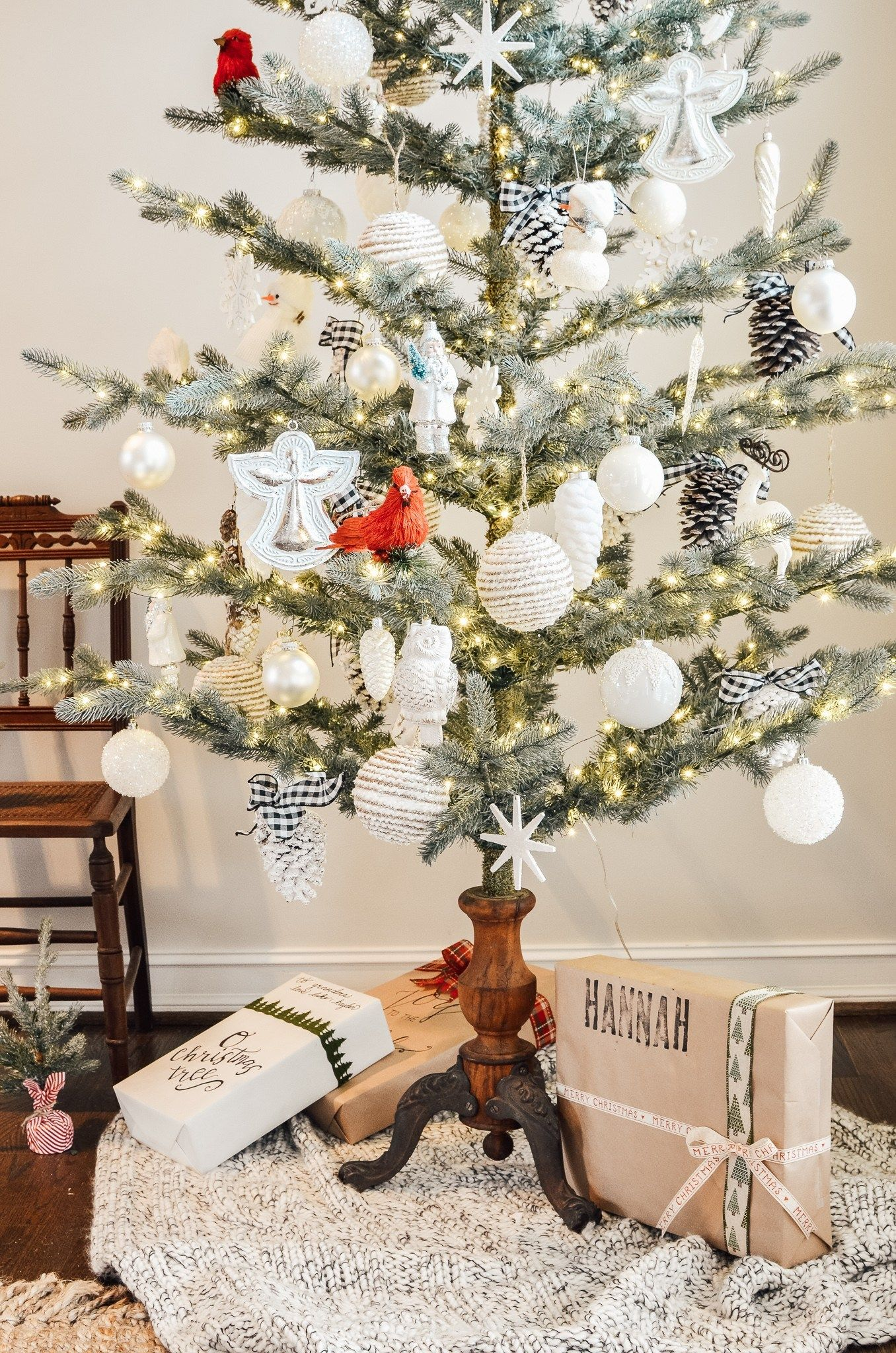 15+ Unique Christmas Tree Containers | Christmas tree container, Christmas tree inspiration ...