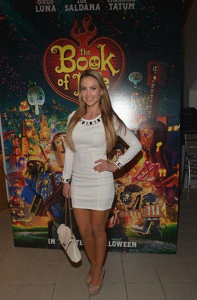 Ximena Cordoba Photos Photos: 'The Book of Life' Premieres ...