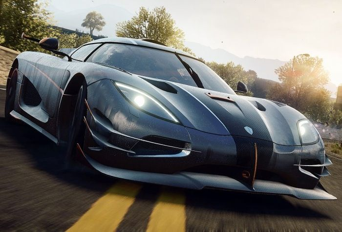 Need For Speed Rivals Koenigsegg One1