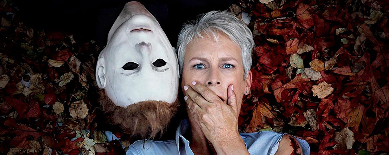 Halloween (2018) Andi Matichak, Christopher Allen Nelson