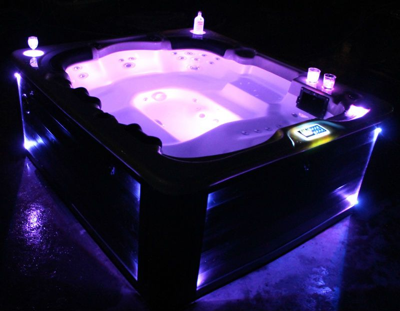Large Outdoor Jacuzzi Functional For Jacuzzi Outdoor