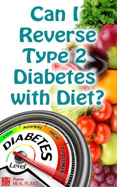 Can I reverse Type 2 Diabetes with Diet? Or will I have it for life
