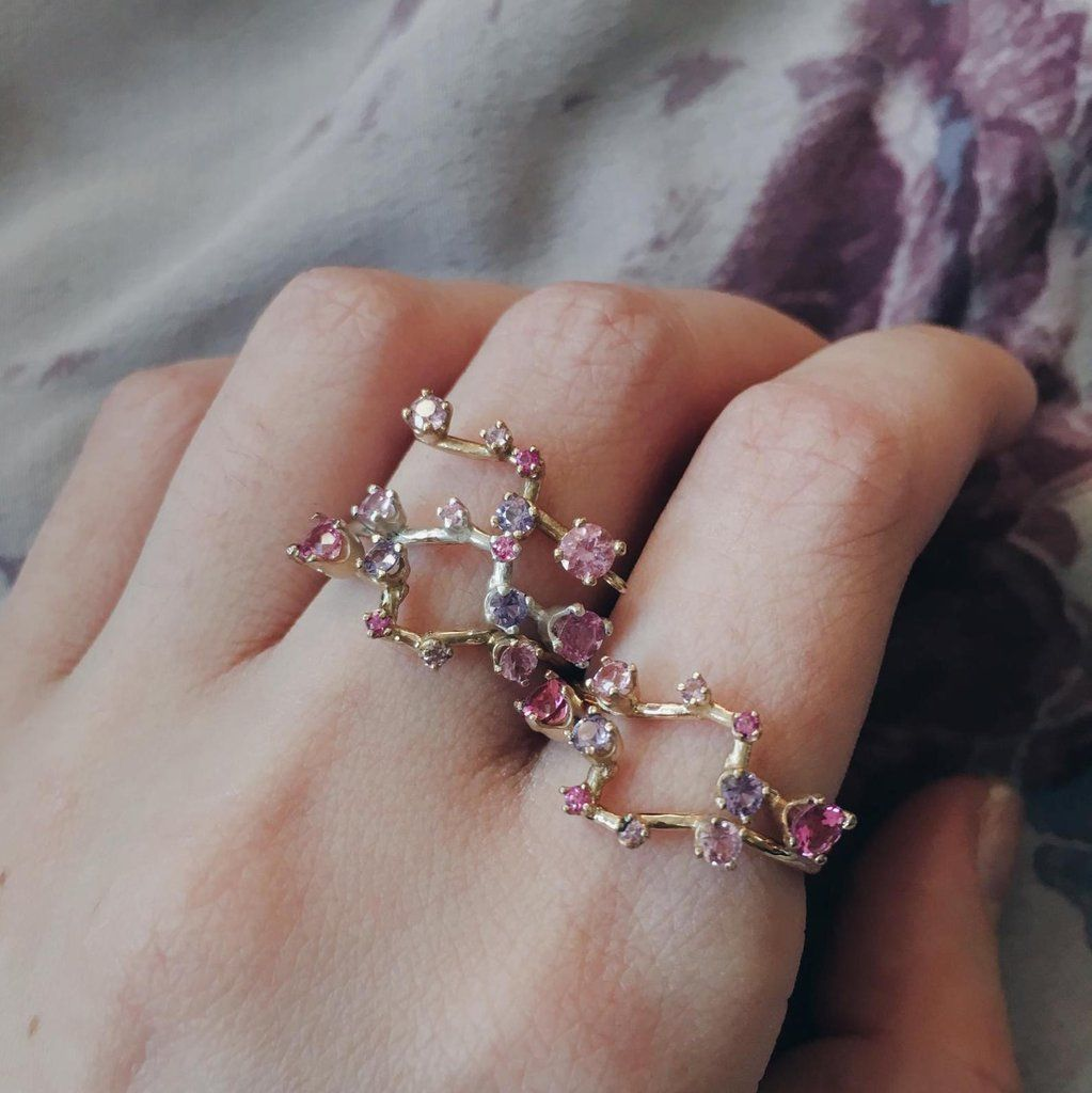 Constellation Ring - local eclectic - 10