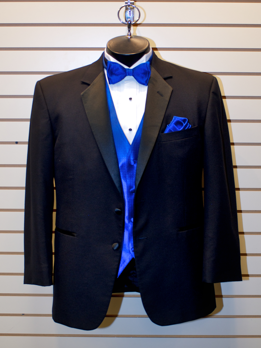 Pin by Stew on Prom | Pinterest | White tuxedo, Royal blue and Royals