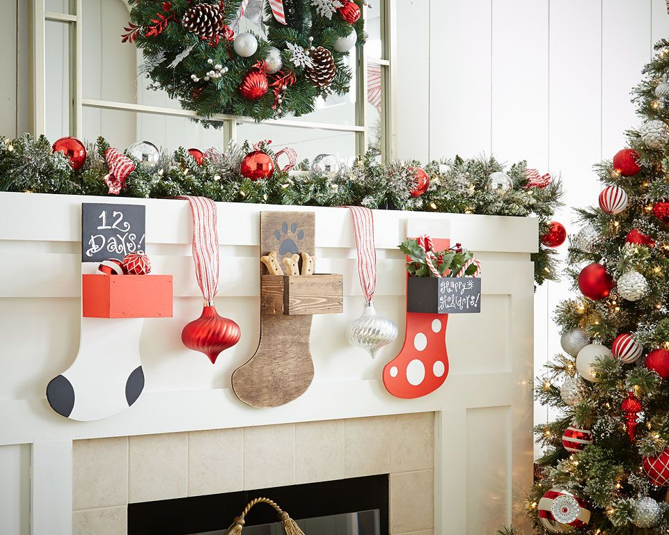 Holiday Stocking Planter Signup for this fun DIH Home