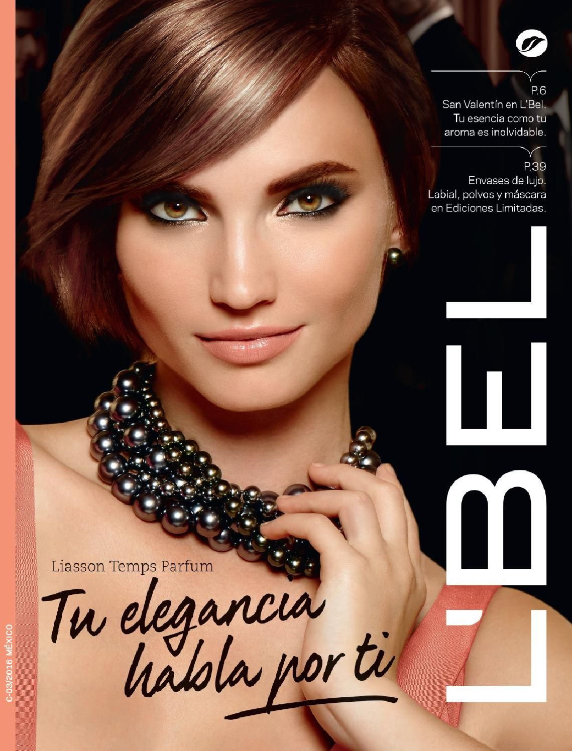 Catálogo L'bel México C03 (With images) Renew skin, Skin