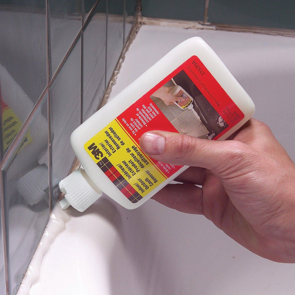 How To Remove Caulk From The Tub Cleaning Hacks