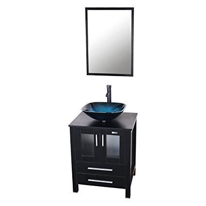 Eclife 24 Modern Bathroom Vanity And Sink Combo Stand Cabinet