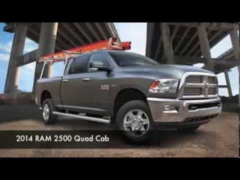 Superb 2014 RAM 2500 Quad Cab | San Antonio Dodge Chrysler Jeep RAM In San Antonio