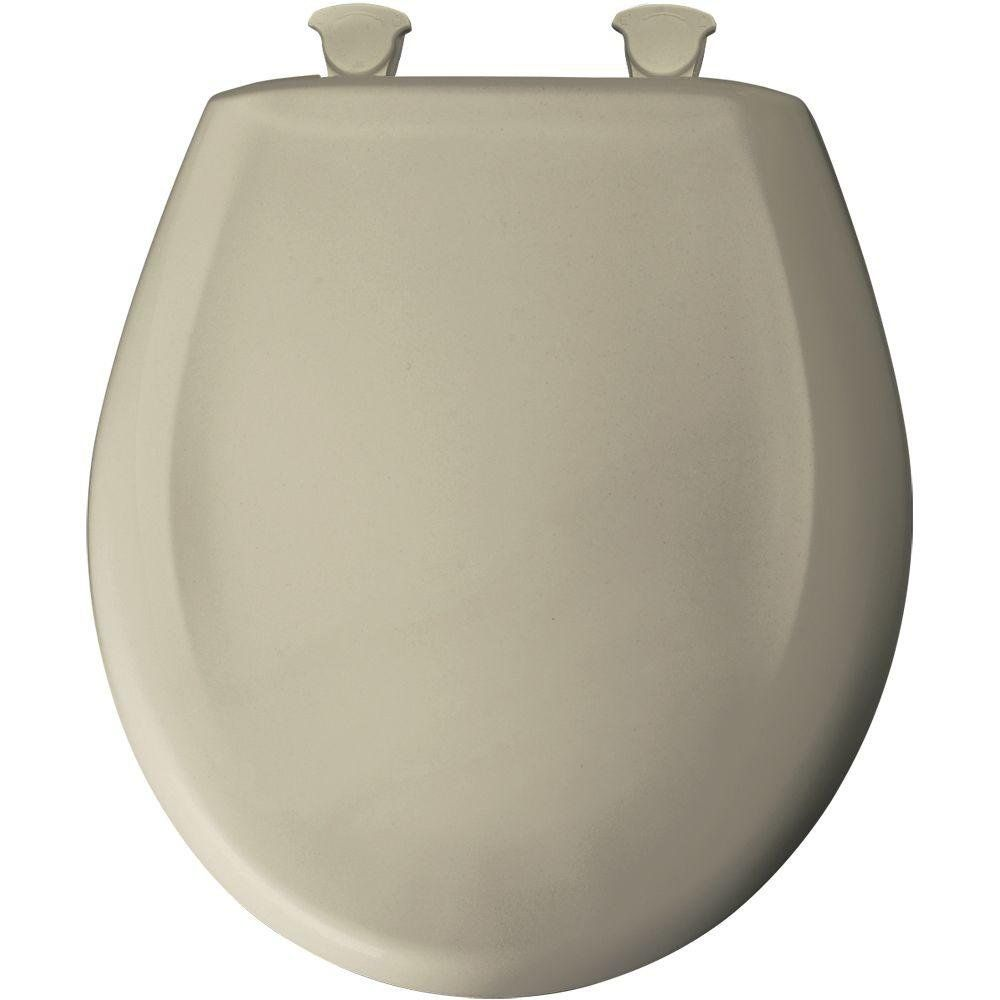 Bemis 200slowt 046 Lift Off Plastic Round Slow Close Toilet Seat Parchment See This Great Product This Is Toilet Seat Toilet Accessories Amazing Bathrooms