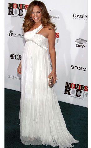 J lo pregnant dresses images