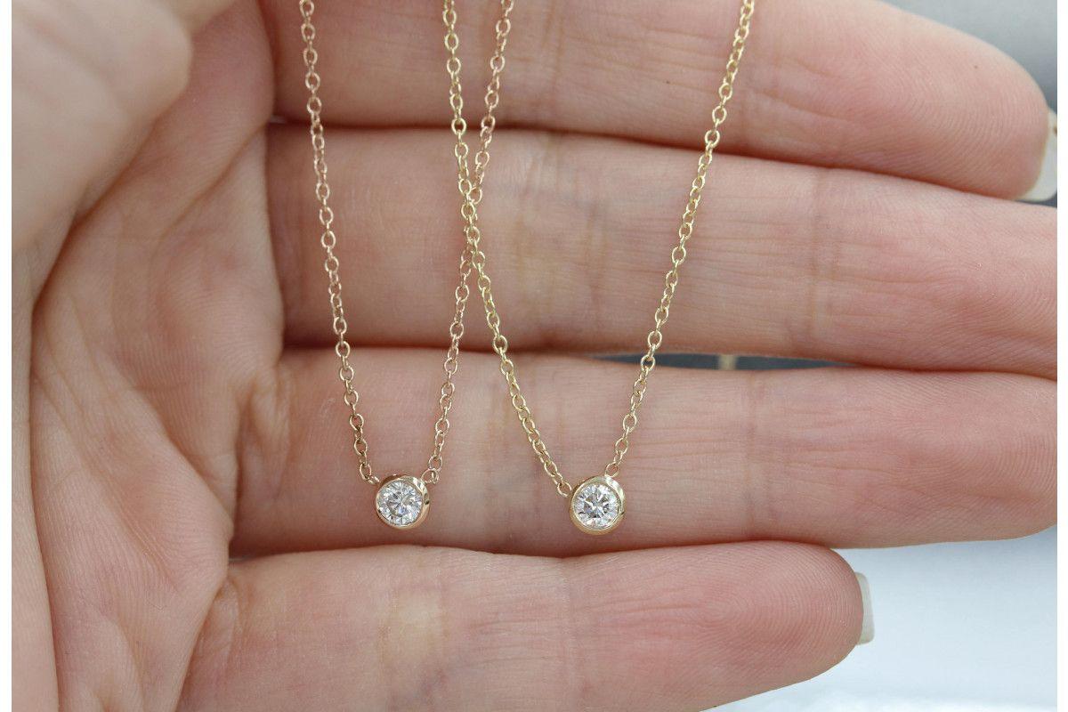 Free Certificate Diamond Necklace Diamond Solitaire Necklace Solitaire Diamond Necklace Single Diamond Necklace 1 10 Carat Necklace Gold Necklace Jewelry Shop