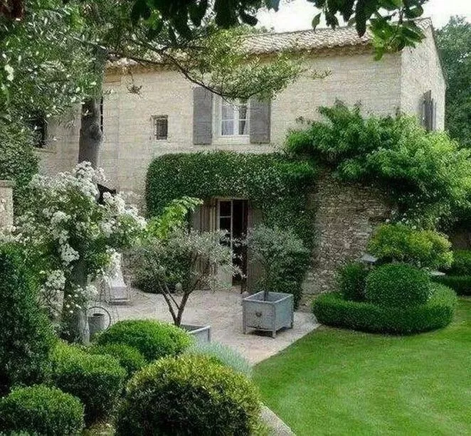 37 The 30 Second Trick For French Country Provence House 77 Dizzyhome Com Mediterranean Garden Design Italian Garden Garden Design