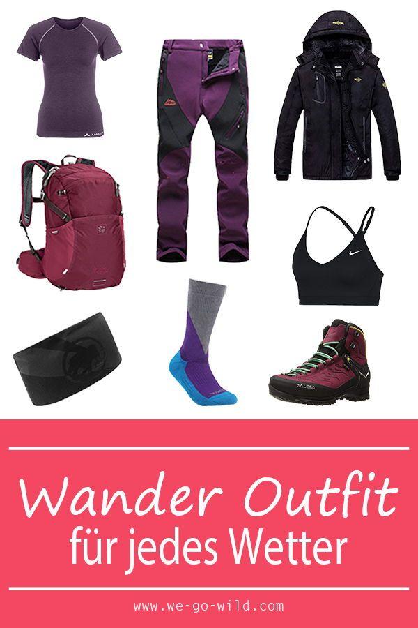 Photo of Das richtige Wander Outfit für jede Bergtour