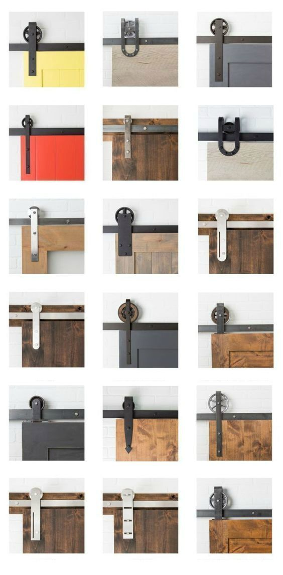 Pallet sliding doors for a modern and rustic touch …