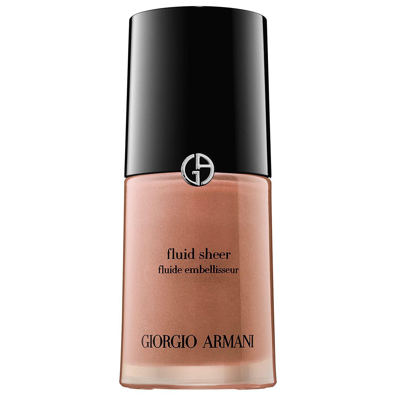 Fluid Sheer in 3 Gold Bronze - Giorgio Armani | Sephora