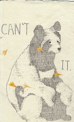 cant bear it. by smallchild