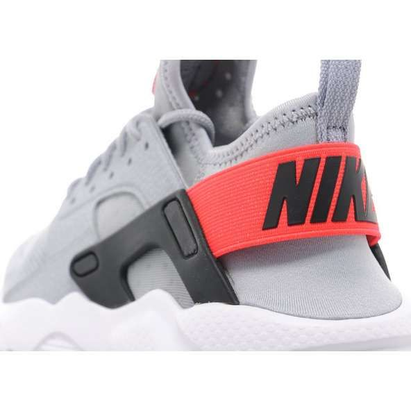 nike huarache junior grey
