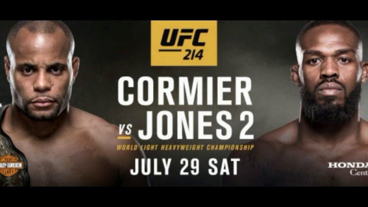 Ufc 214 live stream watch ufc 214 cormier vs jones 2