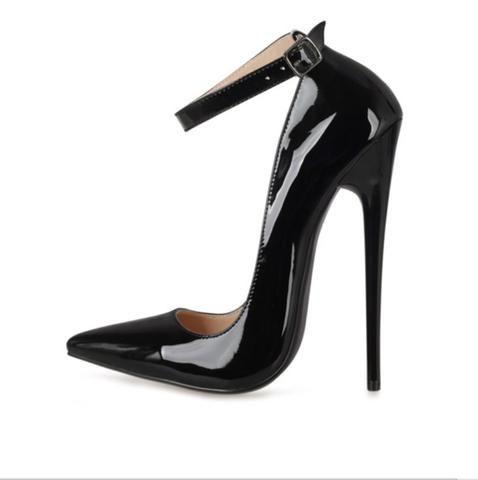 Ultra high heel fetish stiletto heels