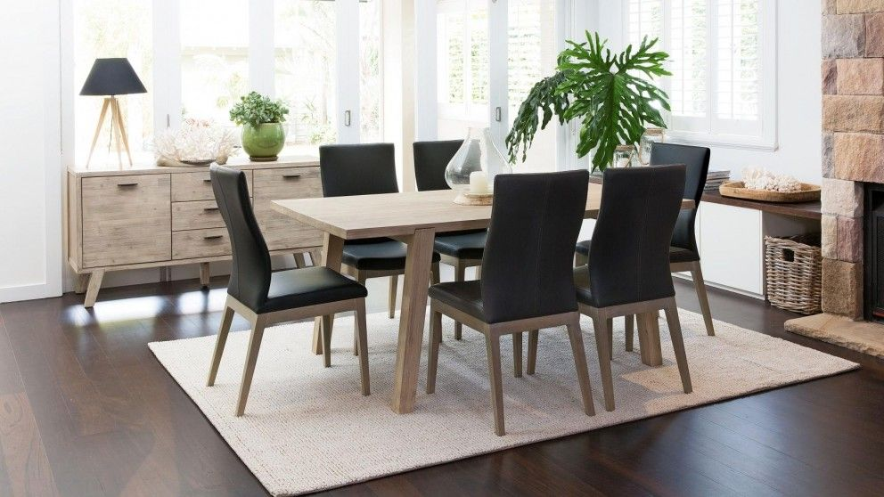 Sunset 7 Piece Dining Suite Table Pinterest Dining