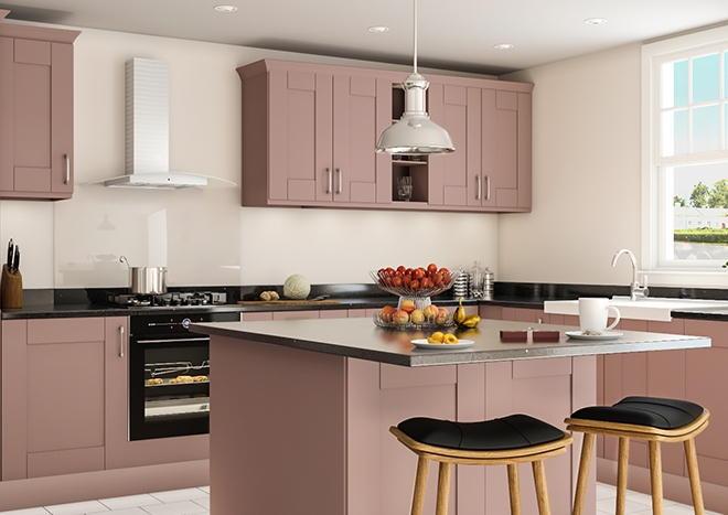 Dusky Pink Bedroom Furniture