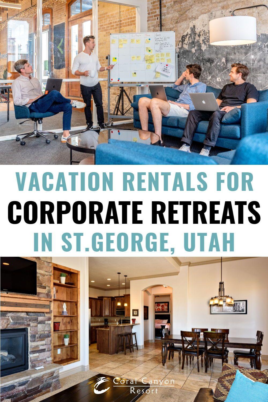 Corporate retreats in southern utah in 2020 corporate