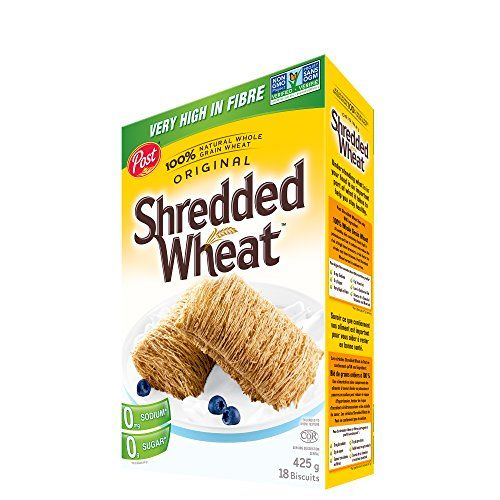 Post Shredded Wheat Big Biscuit, 425g