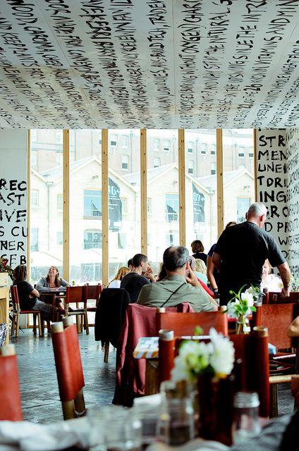 Greenhouse by Joost was a pop-up restaurant project helmed by Dutch designer, Joost Bakker, in Sydney