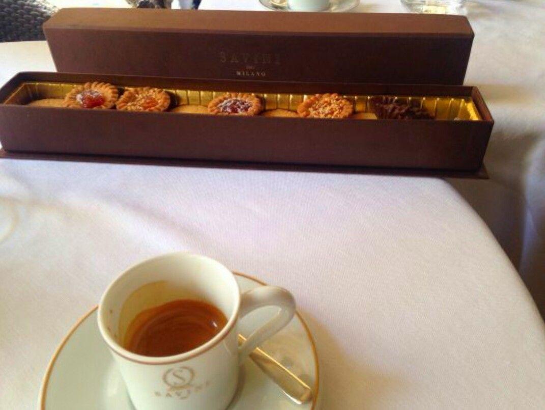 "Savini Caffè Milano SB """