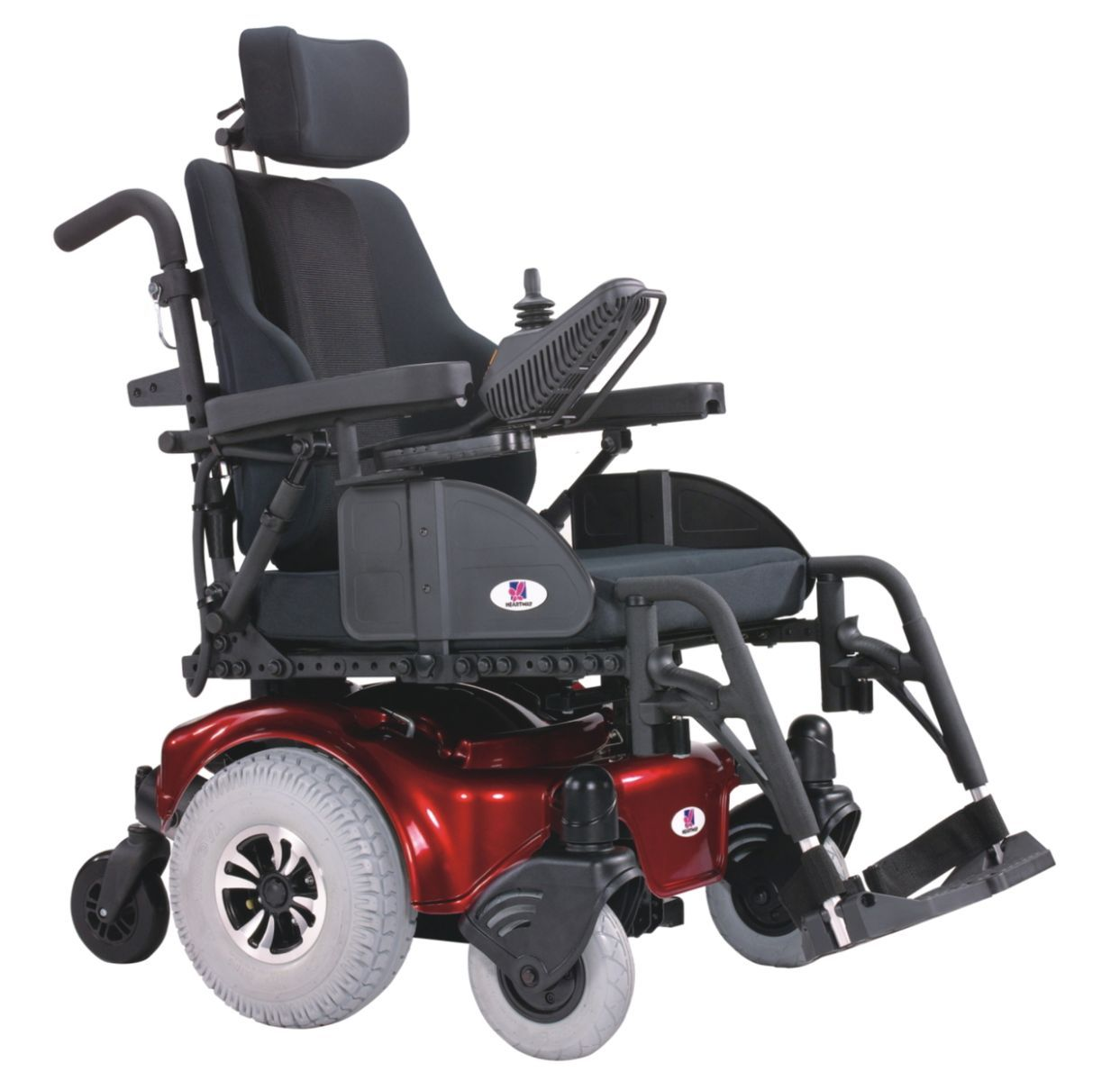 Allure Heavy-Duty Power Wheelchair : Power Wheelchairs | Powered wheelchair,  Electric wheelchair, Wheelchair