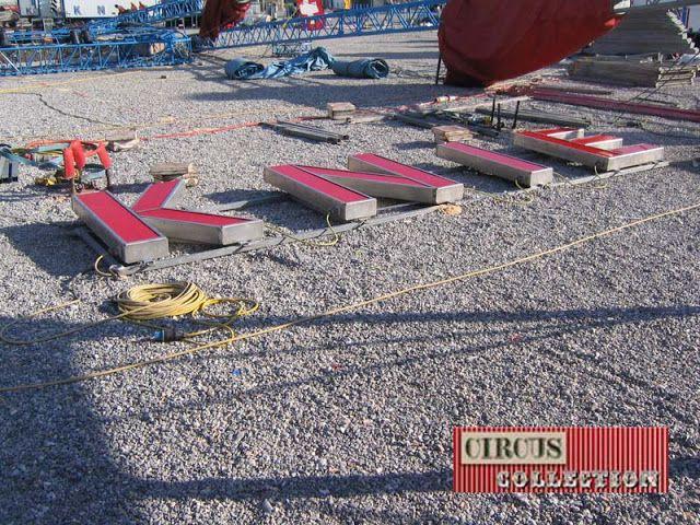 Circus collection: Cirque Knie 2006